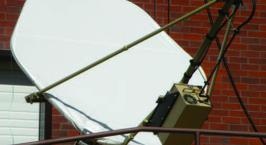 Walton De-Ice Snow Shield - VSAT cover