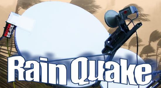 Walton De-Ice Rain Quake Systems minimize satellite signal loss due to rain fade